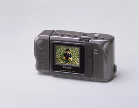Casio QV-10 LCD Digital Camera...